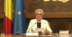 Dancila vrea sa rezolve problema salariilor din ministerele fara titular si schimba Codul Administrativ prin OUG