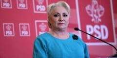 Dancila vrea sefia PSD, dar nu si candidatura la prezidentiale