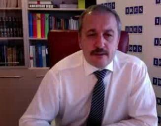 """Dancu: Conflictul Ponta-Voiculescu, o batalie intre doua """"placi tectonice"""" - TV Ziare.com"""