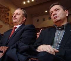 Dancu: Rus nu candideaza; Boc are probleme daca revine la Cluj