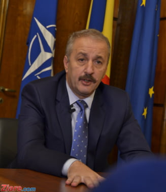 Dancu dezminte ca ar vrea sa-i ia locul lui Ciolos: Nu am niciun proiect de prim-ministru