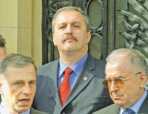 Dancu ii suspecteaza pe liderii de la centru ai PSD de strategii ascunse