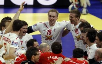 Danemarca, noua campioana europeana la handbal masculin