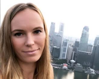 Danezii, nemultumiti dupa retragerea Simonei Halep: Spun ca Wozniacki este dezavantajata acum