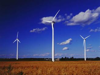 Danezii au montat in Romania turbine eoliene de 550 milioane de euro