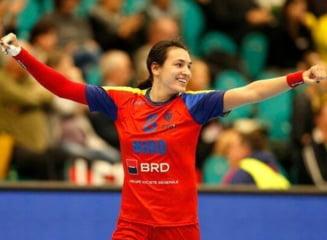 Danezii o ridica in slavi pe Cristina Neagu dupa victoria Romaniei de la Campionatul Mondial de handbal