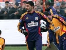 Dani Coman si-a reziliat contractul cu FC Brasov