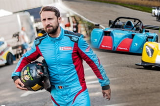 Dani Otil si Mihai Leu, invinsi de un francez in Campionatul National de Super Rally