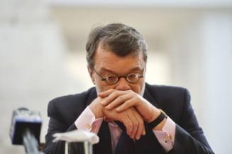 Daniel Barbu si-a dat demisia din functia de ministru al Culturii