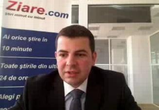 Daniel Constantin: Nu comentez acum scrisoarea lui Piedone, aveam o relatie buna
