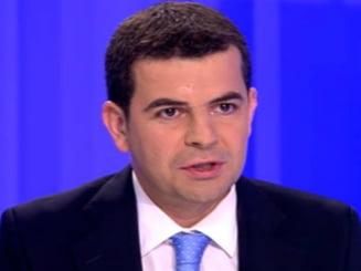 Daniel Constantin: Nu doresc sa amplific conflictul cu Crin Antonescu