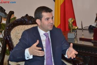 Daniel Constantin: PC a aprobat inceperea negocierilor cu PLR pentru o fuziune