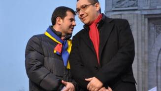 Daniel Constantin, propus vicepremier de Ponta. Antonescu a refuzat - surse