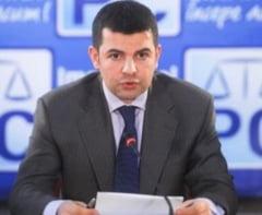 Daniel Constantin:Trebuia sa renunt eu la functie, sa-l las la munca pe Iohannis