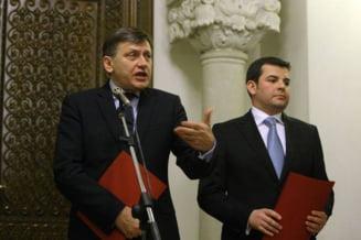 Daniel Constantin a publicat acordul USL din 2012: Sefia Senatului revine PC - Documentul integral