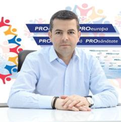 Daniel Constantin demisioneaza din Pro Romania, dupa ce a fost suspendat de Ponta