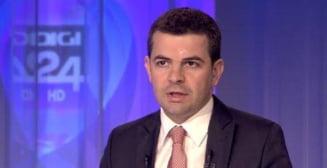 Daniel Constantin despre Tariceanu la Congresul ALDE: Prin minciuna, incearca sa acopere abuzurile pe care le face