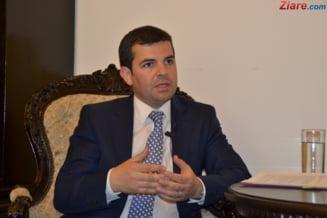 Daniel Constantin isi lanseaza luni un nou partid. S-ar putea numi Pro Romania