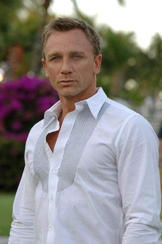 Daniel Craig, platit regeste pentru o aparitie de 7 minute (Video)