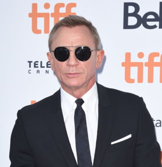 Daniel Craig a devenit actorul cu cel mai lung ''mandat'' in rolul principal al francizei ''James Bond''