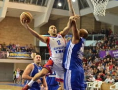 Daniel Dillon ramane la CSM Oradea
