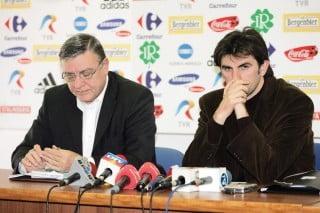 Daniel Florea: Sandu si Lupescu au vrut ca Steaua sa ramana depunctata