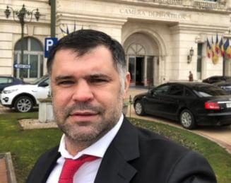 """Daniel Ghita, discurs agramat in Parlament: """"Aceste fantome a trecutului ne urmareste si ne otraveste vietile si astazi"""""""