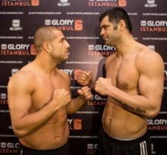 Daniel Ghita, facut KO de Saki la Istanbul