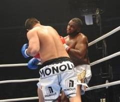 Daniel Ghita, victorie fantastica la Tokyo: KO in runda 1 (Video)