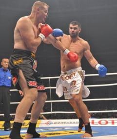 Daniel Ghita se revolta dupa KO-ul din finala K1