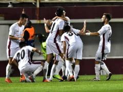 Daniel Niculae, eroul Rapidului in derbiul cu Steaua, lauda partida: A fost un meci de nivelul Ligii 1