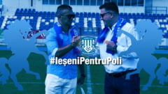 Daniel Pancu este noul antrenor al echipei Poli Iasi