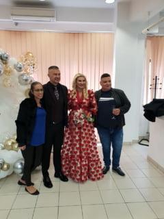 Daniel Pancu s-a însurat a doua oară: a oficializat relația cu iubita din adolescență! VIDEO