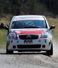 Danny Ungur, pe locul 2 la grupa A la Citroen Racing Trophy