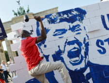 Daramati acest zid! Cum a ucis Donald Trump speranta lui Ronald Reagan