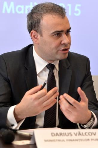 Darius Valcov, adus la DNA - dosar nou de trafic de influenta (surse)