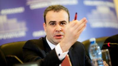 Darius Valcov, consilierul premierului Dancila, condamnat la 8 ani de inchisoare