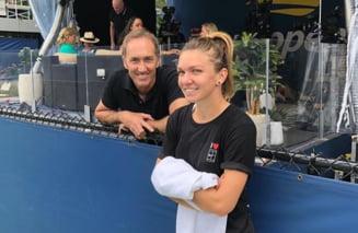 Darren Cahill, despre sansele Simonei Halep la castigarea US Open: Certitudinea pe care o are australianul
