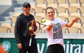 Darren Cahill da o lectie de modestie dupa victoria Simonei Halep de la Roland Garros