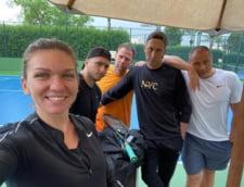Darren Cahill dezvaluie cum a facut-o sa planga pe Simona Halep dupa un meci cu Sharapova