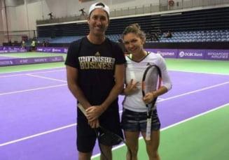 Darren Cahill explica infrangerea Simonei Halep: Motivul pentru care nu poate urca pe primul loc WTA