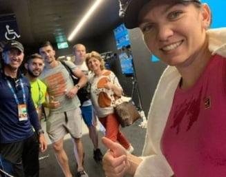 Darren Cahill nu poate sta departe de Simona Halep: Cum a fost surprins antrenorul australian