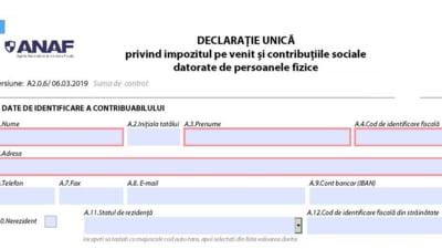 Data pana la care se depun declaratia unica si formularul pentru 2%, amanata oficial. OUG a fost publicata in Monitorul Oficial