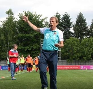 Daum il da de gol pe Burleanu: Mi-a oferit contract pana in 2022!
