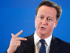 David Cameron: Imposibil de prezis cati romani si bulgari vor ajunge in Marea Britanie