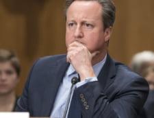 David Cameron, fost premier britanic