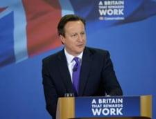 David Cameron, la Bucuresti: Romanii aduc o contributie valoroasa in Marea Britanie