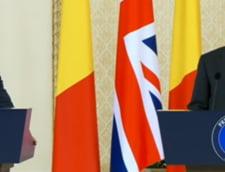 David Cameron Klaus Iohannis