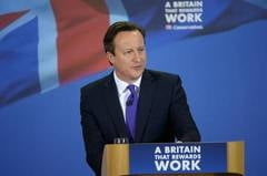 David Cameron avertizeaza: Brexit-ul va ameninta securitatea noastra economica si nationala