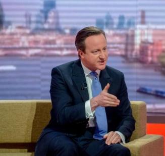 David Cameron e inca suparat pentru Brexit: Impusca fazani pe care ii boteaza Boris Johnson si Michael Gove